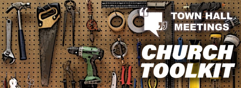 Commission on a Way Forward Town Hall Tool Kit