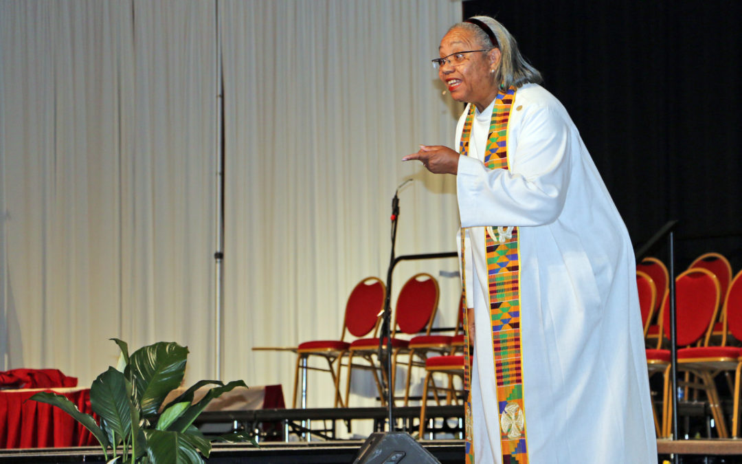Building bridges, creating change: An interview with the Rev. Maxine Allen