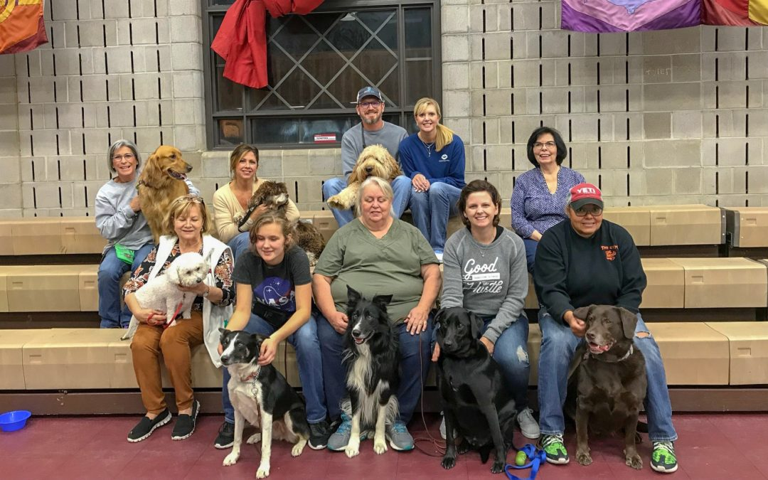 Everyone's Best FriendPulaski Heights's therapy dog ministry brings people closer to Christ