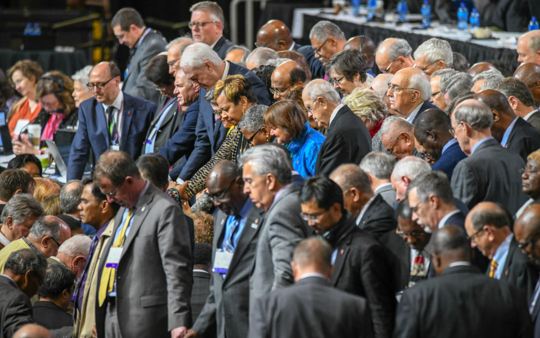 General Conference passes Traditional PlanOne Church Plan fails to earn a majority of votes
