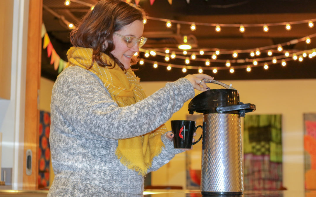 Where all are welcomeFUMC Downtown Little Rock opens cafe to serve community