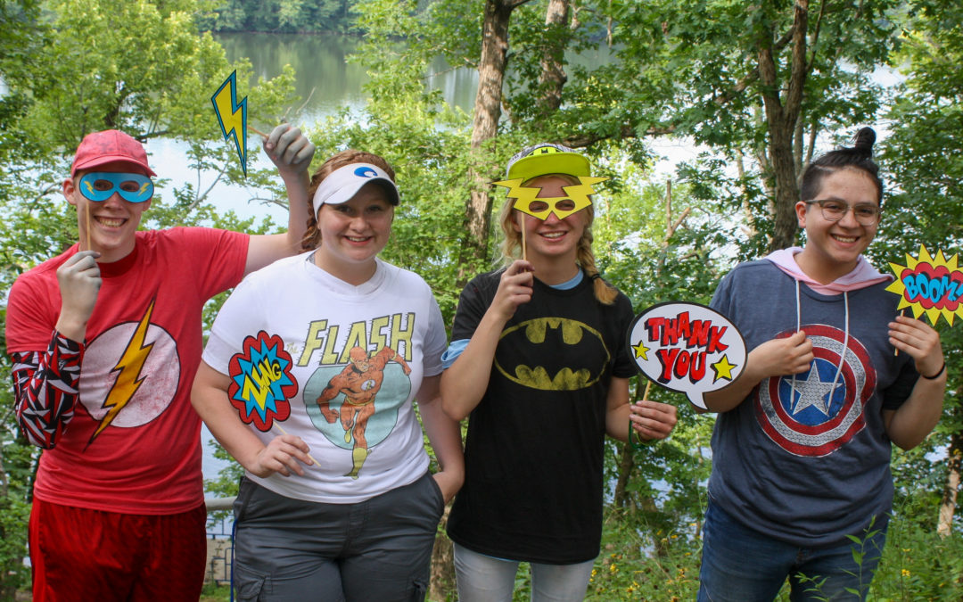 Camp Tanako Provides Traditional Summer Experience for Arkansas Foster Children