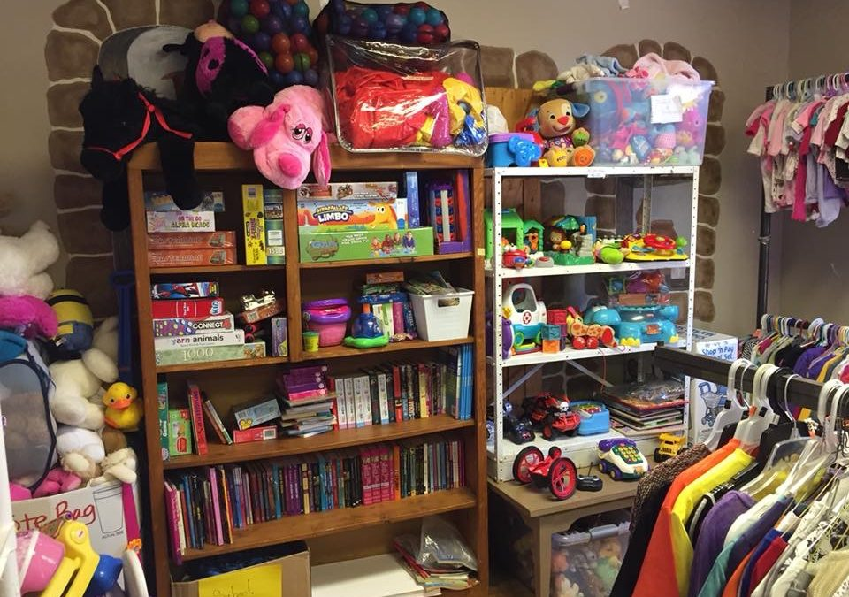 Room 29:11 Cares for Foster Families in Morrilton