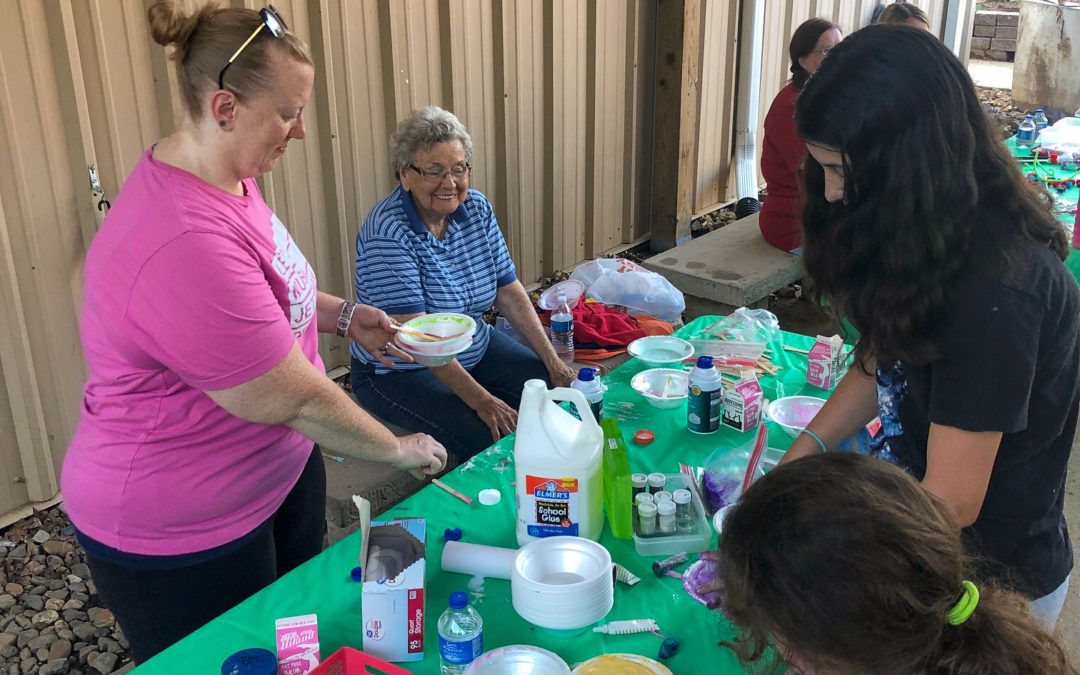 Messy Church Helps All Ages Feel the Love of God
