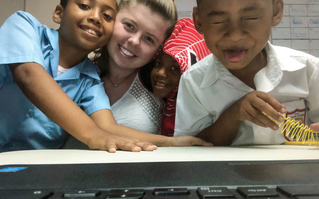 A Summer Like No OtherHendrix Student Spends Vacation Helping At-Risk Youth in Panama