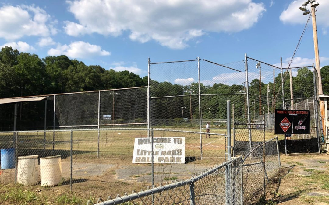 Little Oaks, Big DreamsMabelvale's ballpark needs help. The local UMC is working to give them a community space again