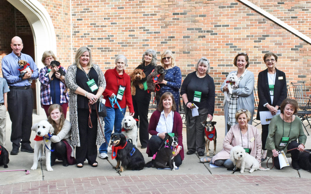 Part of the FamilyPulaski Heights has expanded their Pet Ministry to include grief support, educational classes, and more