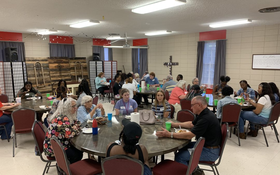 Home Away From HomeUnited Methodist Churches in Magnolia Have Worked to Make Students Feel Comfortable at SAU