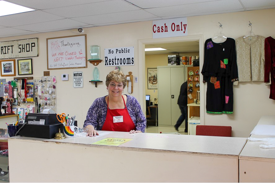 Methodist Thrift Shop Raises More Than $1 Million in 10 Years