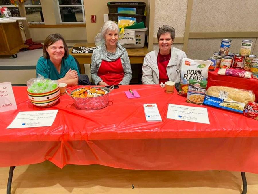 Saline County Cares Hosts Resource Fair at Benton First UMC