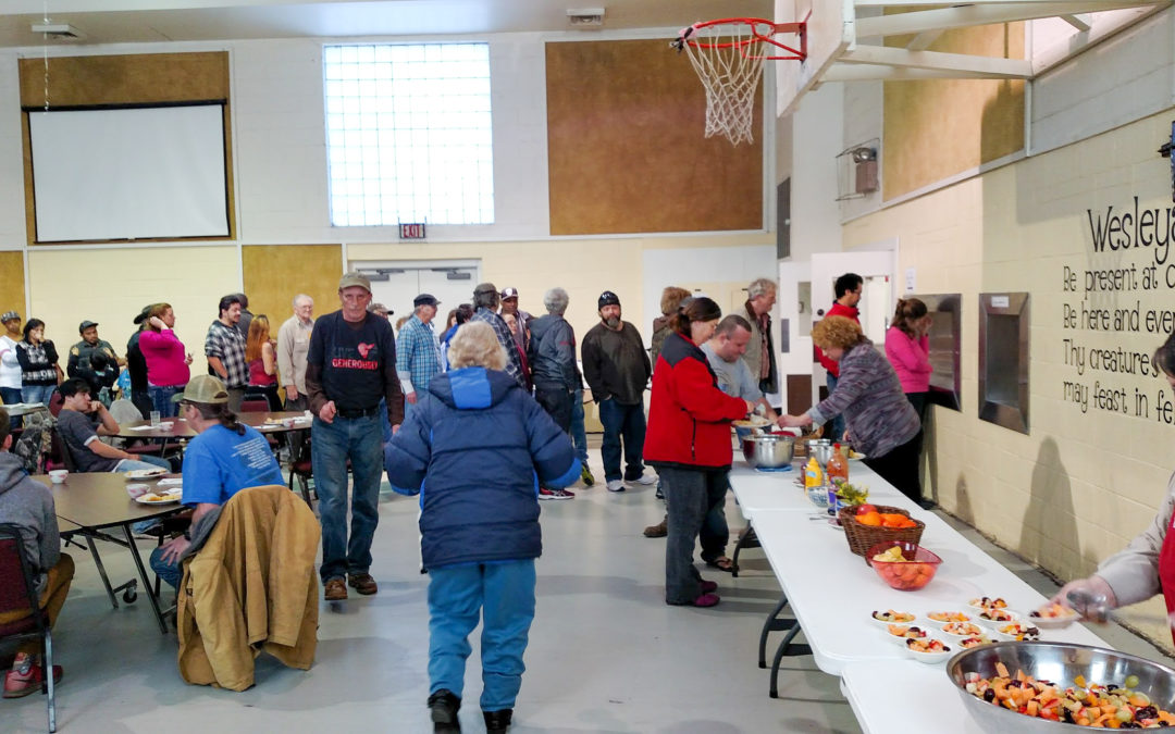 Free Breakfast, Every SaturdayBatesville UMC Has Been Cooking Up Hot Meals for Their Community Every Weekend for 7 Years