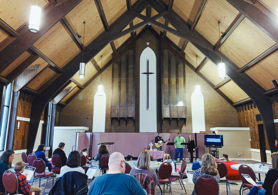 St. James Opens Doors to Children of All NeedsSpecial Needs Ministry will create more inclusive church service