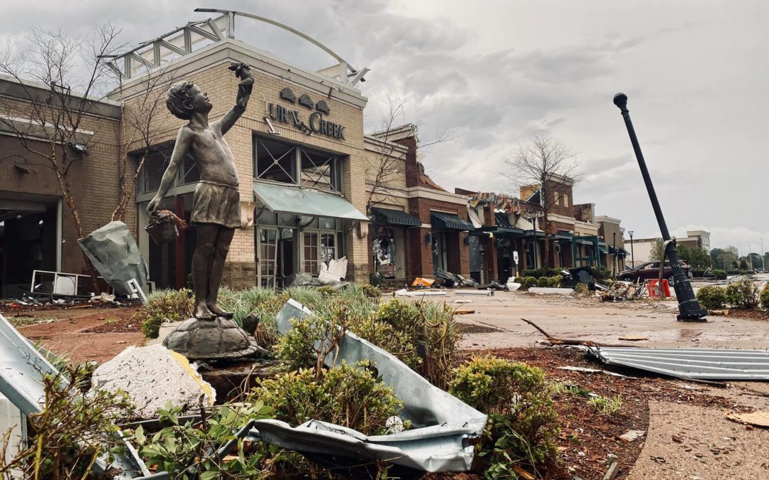 EF3 Tornado Hits Jonesboro, Local Churches Spring Into ActionRecovery efforts now underway amid COVID-19 pandemic