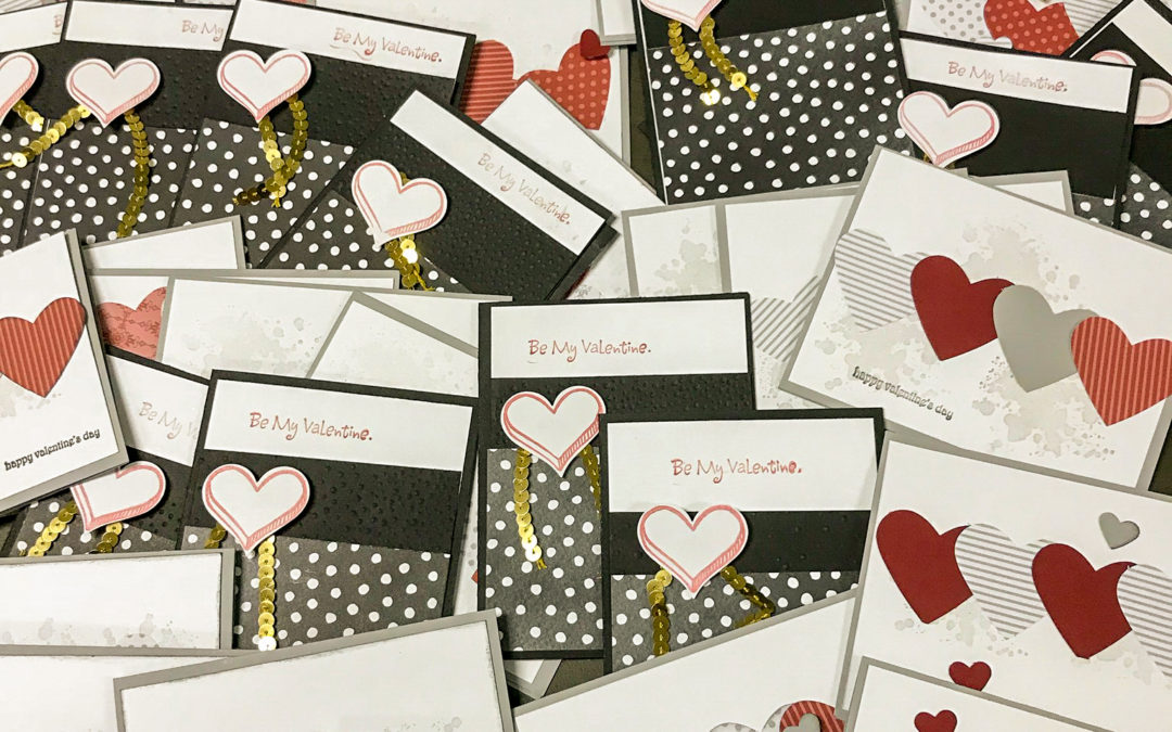 Fort Smith Ministry Spreads Joy Through Handcrafted Cards