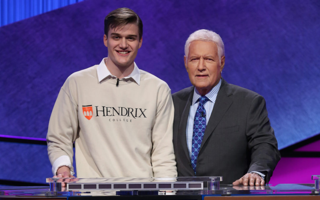 Hendrix College Junior Competes on 'Jeopardy!'A Q&A with Joe Coker