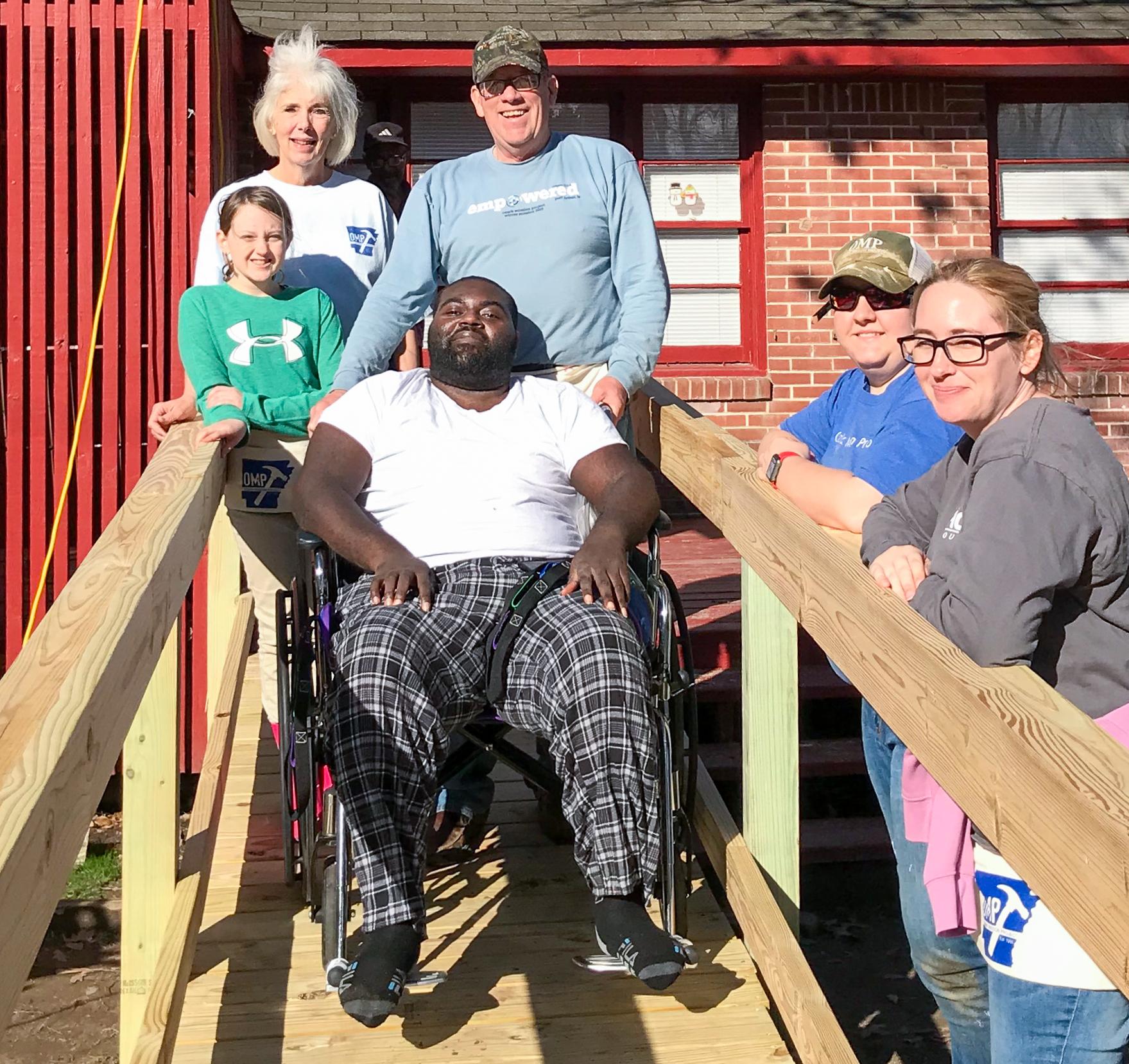 wheelchair ramp liza