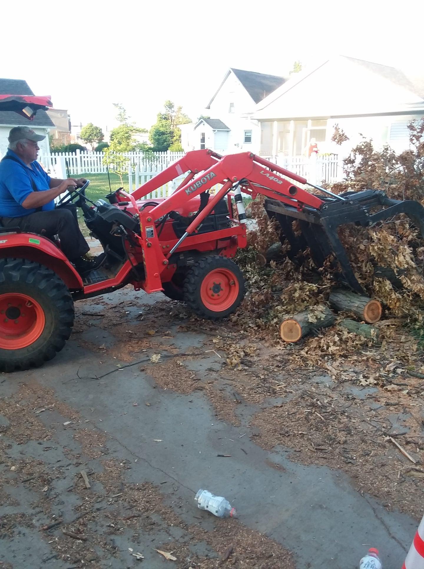 tractor iowa