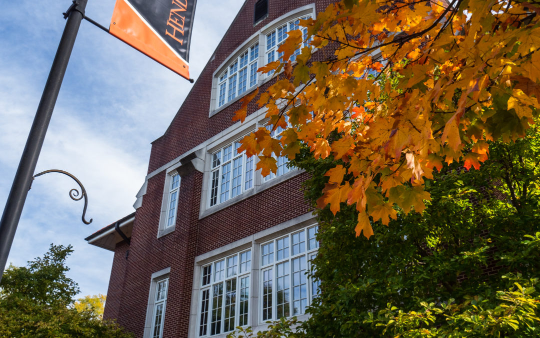 Hendrix Receives Largest Outright Gift in College History$15 million Windgate Foundation gift expands campaign to $150 million
