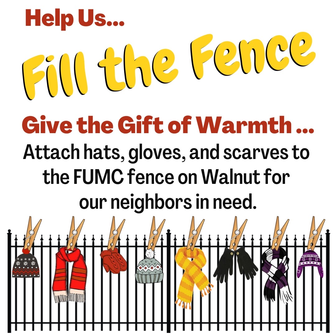 fill the fence sign