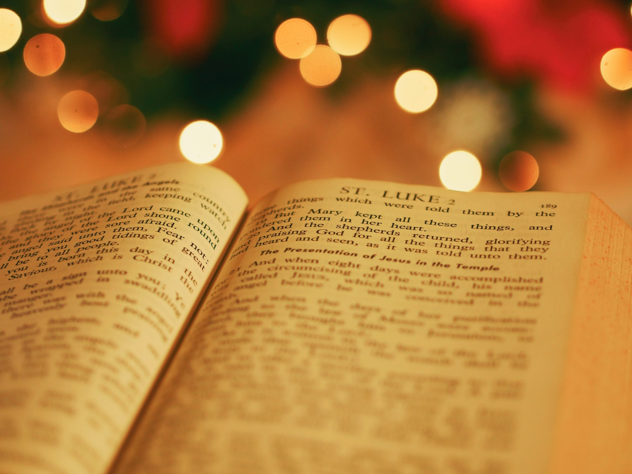 advent bible