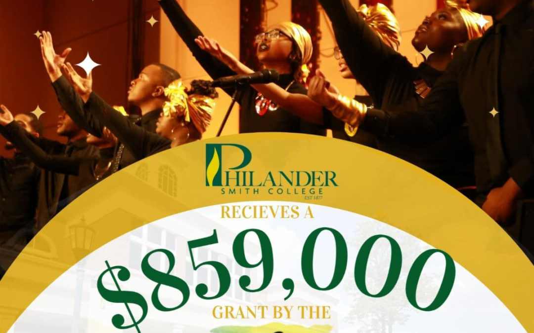 Windgate Foundation Awards $859,000 Visual and Performing Arts Grant to Philander Smith College