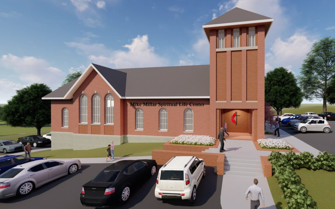 Mabee Foundation Awards $950,000 to Methodist Family Health$950,000 challenge grant will help fund the Mike Millar Spiritual Life Center in Little Rock