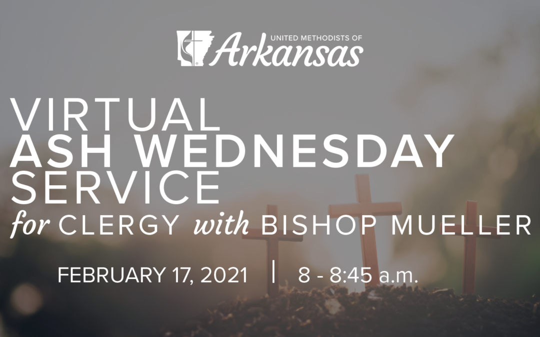 Bishop Mueller Offers Churches Safe Guidelines for Ash WednesdayVirtual Ash Wednesday Service will take place on Feb. 17