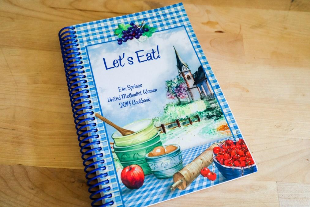 lent's eat cookbook