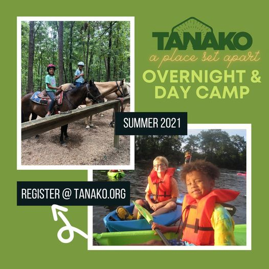 Camp Tanako Is a Blessing to Children's Ministry