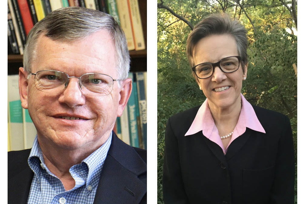 Two New Chairs Highlight Perkins' Wesleyan Connections