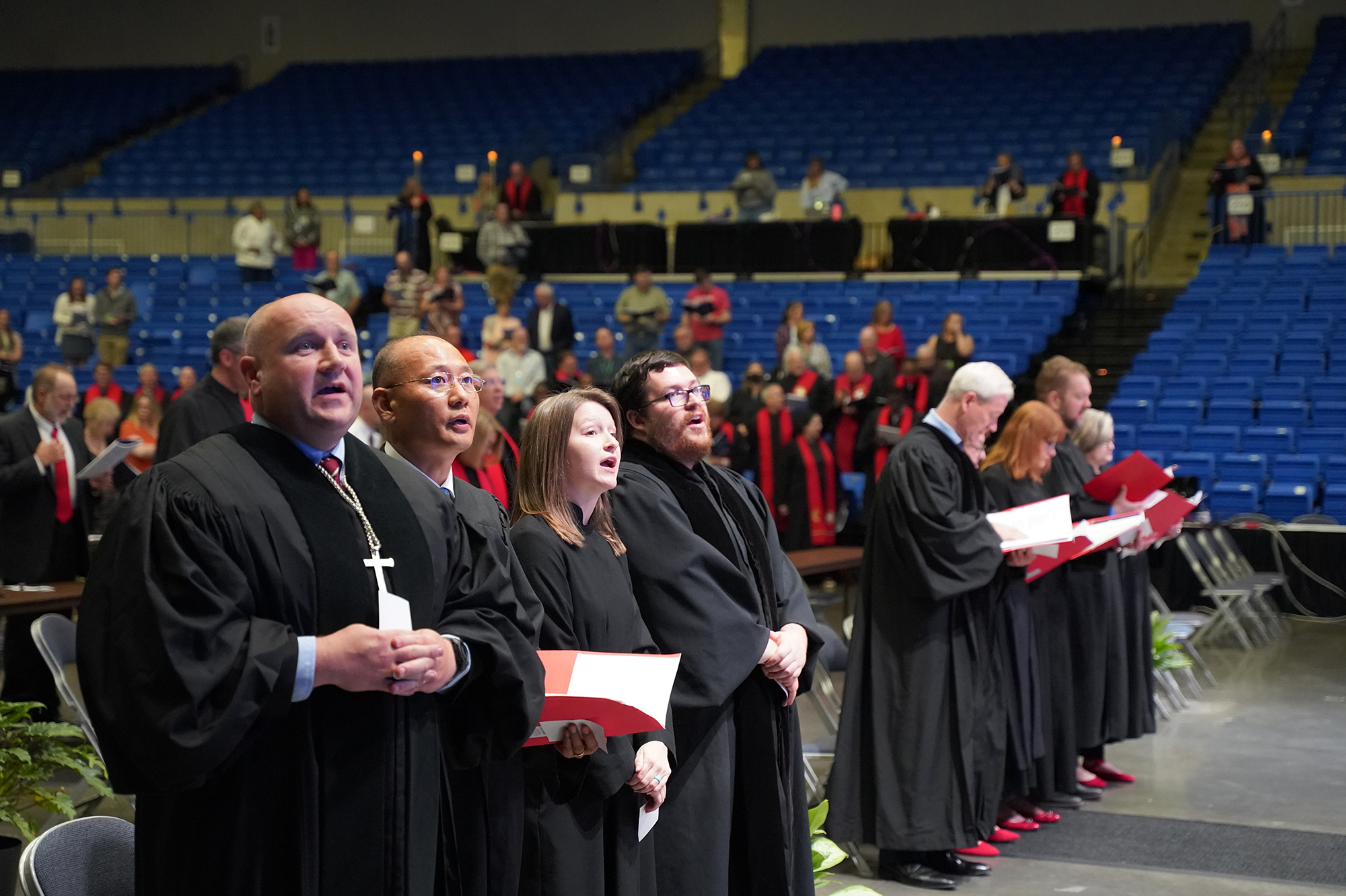 ordained and commissioned members