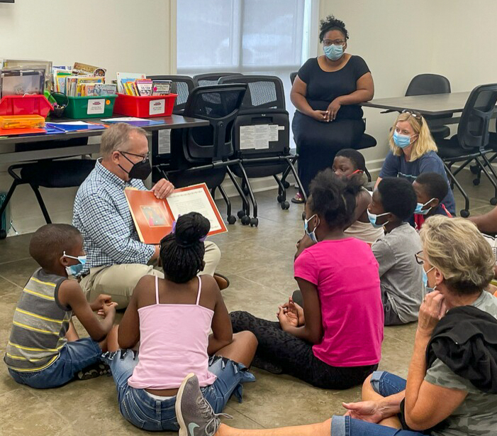 Building the Kingdom of God Through Small Community Libraries