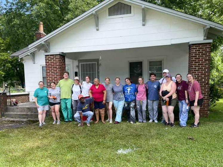 Young Leaders Engage in Service and Civil Rights Learning at 2021 Hendrix Youth Institute